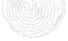 Labyrinths in Europe - Fingerprint