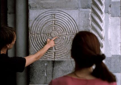 Handlabyrinth Lucca © Jürgen Hohmuth